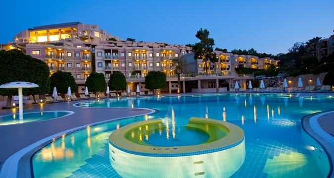 Hotel Hilton Bodrum Resort And Spa