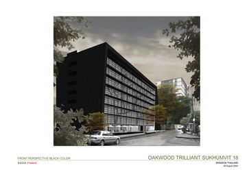 Hotel Oakwood Apartments Soi 18