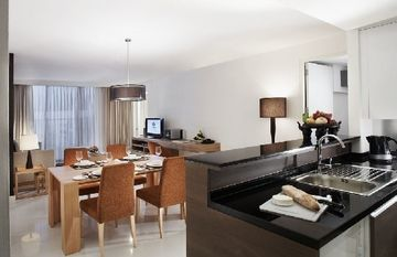 Hotel Oakwood Sukhumvit24 (estudio Executive)