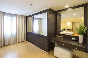 Hotel Aspen Suites(dlx 1bedroom Suit