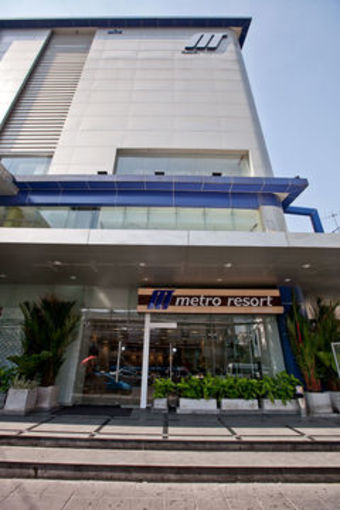 Hotel Metro Resort (grand Dlx Room)