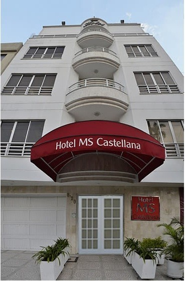 Hotel Ms Castellana