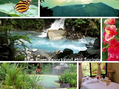 Hotel Blue River Resort And Hot Springs