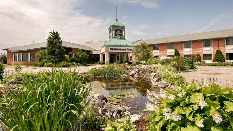 Hotel Best Western Plus Stoneridge Inn & Conference Centre
