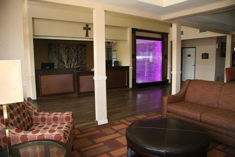 Hotel Best Western Lubbock Windsor Inn
