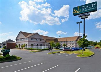 Hotel Quality Inn & Suites University/airport