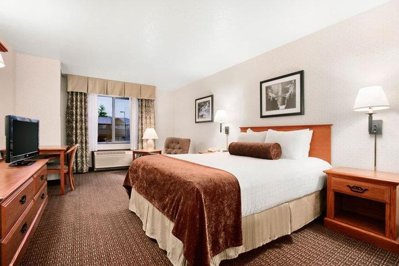 Hotel Best Western Plus Cascade Inn & Suites