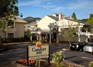 Hotel Comfort Inn Calistoga Hot Springs Of The West