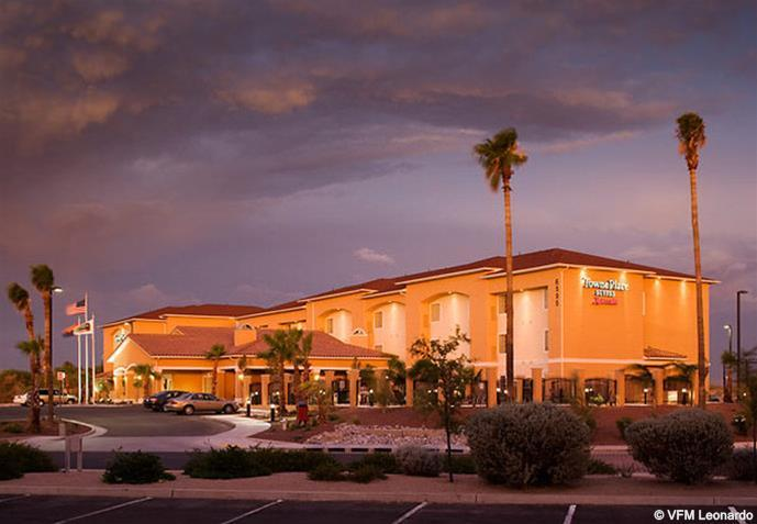 Hotel Towneplace Suites By Marriott Tucson Airport
