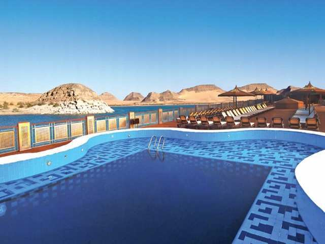 Hotel M/s Sunrise African Dreams Lake Nasser