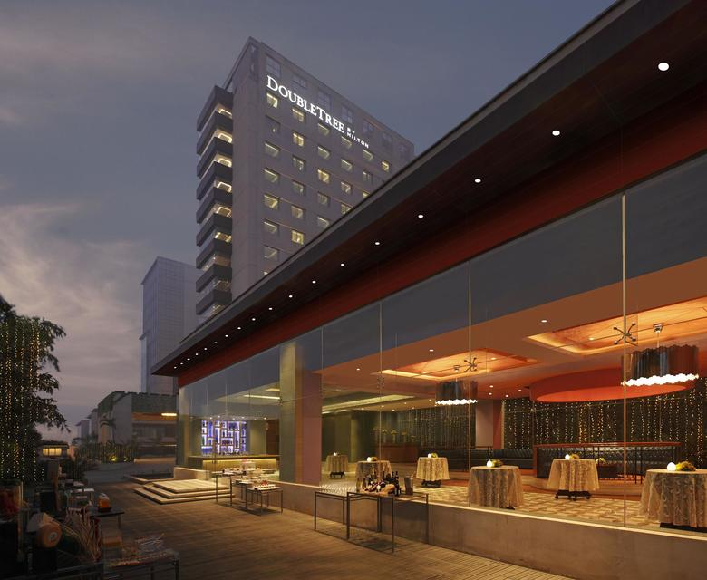 Doubletree By Hilton Hotel Gurgaon - New Delhi Ncr
