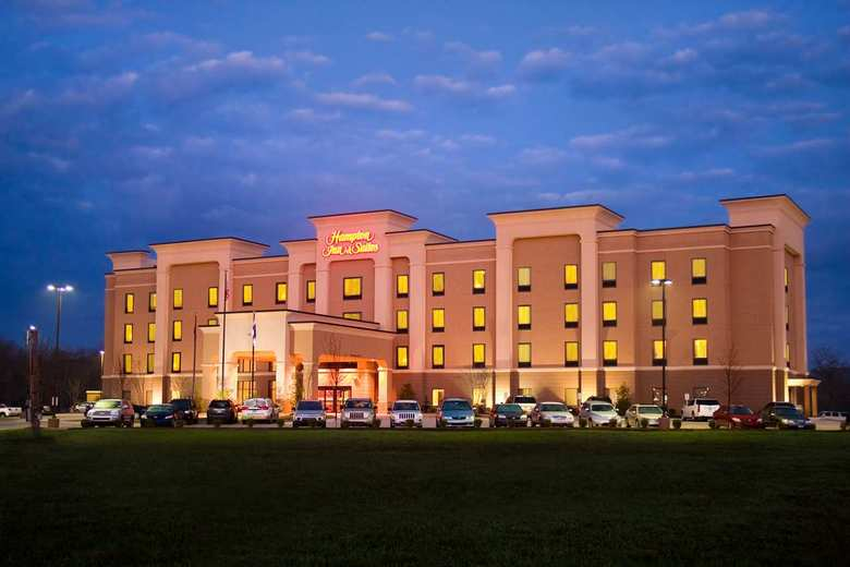 Hotel Hampton Inn Suites Pine Bluff
