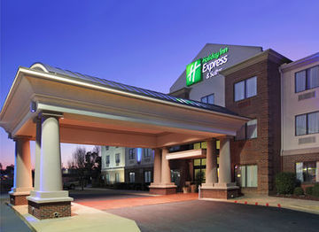 Holiday Inn Express Hotel & Suites Pine Bluff