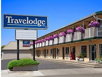 Hotel Travelodge Pendleton