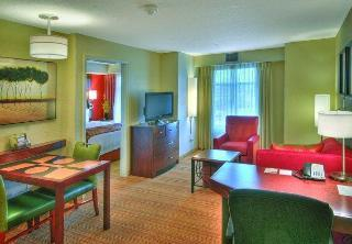 Hotel Residence Inn Portland Airport At Cascade Station