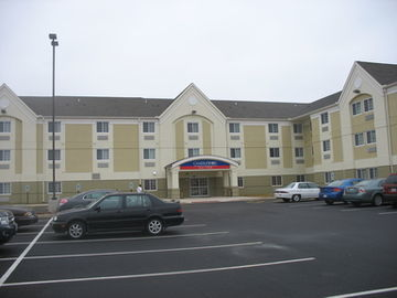 Hotel Candlewood Suites Peoria At Grand Prairie