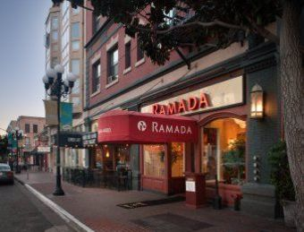 Hotel Ramada Gaslamp/convention Cent
