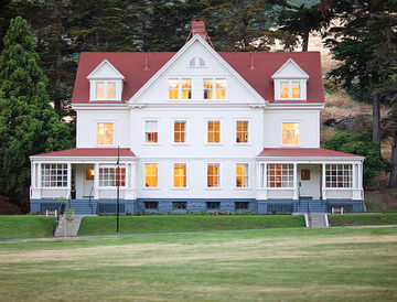 Hotel Cavallo Point Lodge