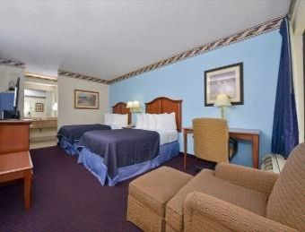 Hotel Howard Johnson Express Inn Savannah Ga
