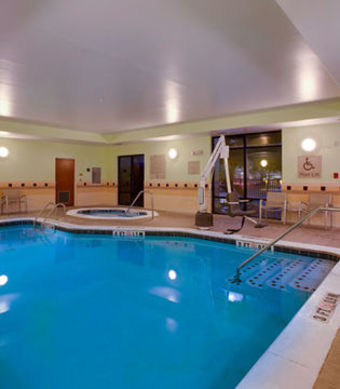 Hotel Springhill Suites Savannah Airport