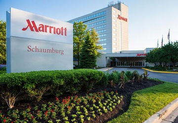 Hotel Chicago Marriott Schaumburg