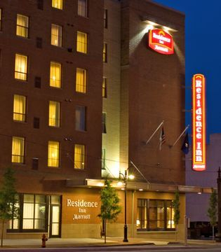 Hotel Residence Inn Louisville Downtown