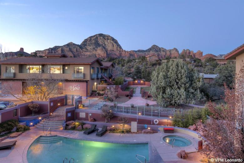 Hotel Sedona Rouge Resort And Spa