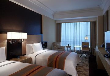 Hotel Courtyard By Marriott Shanghai Puxi