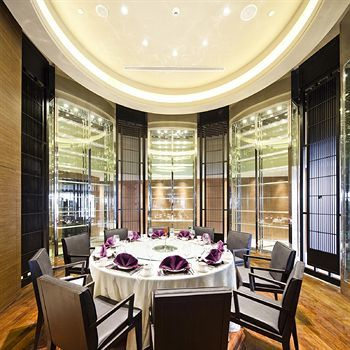 Hotel Crowne Plaza Shanghai Harbour City