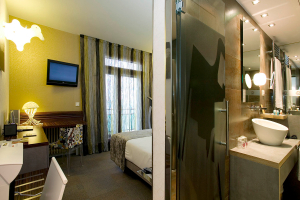 Hotel High Tech Tamarises - Bilbao