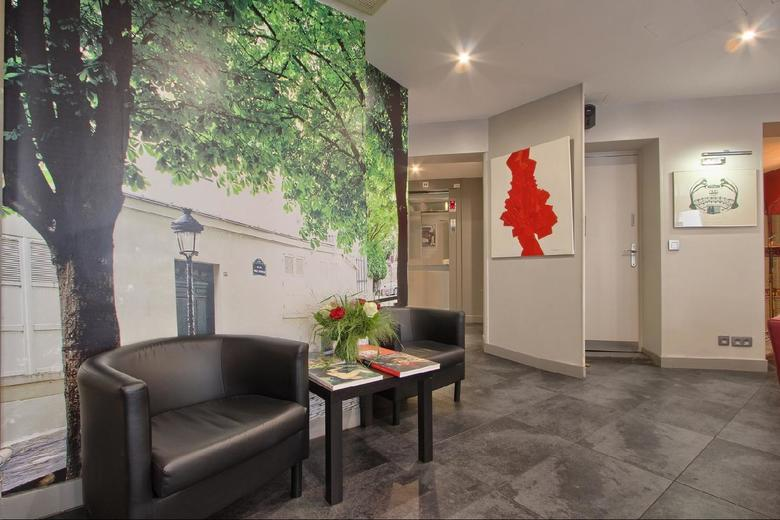 Timhotel Montmarte