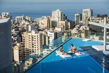 Hotel Staybridge Suites Beirut