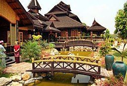 Hotel Complejo Turístico Hupin Inle Khaung Daing