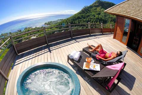 Hotel Legends Resort Moorea