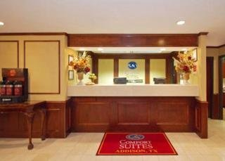 Hotel Comfort Suites North/galleria