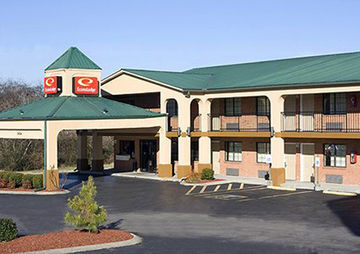 Hotel Econo Lodge Nashville