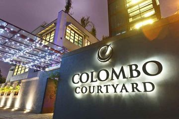 Hotel Colombo Courtyard