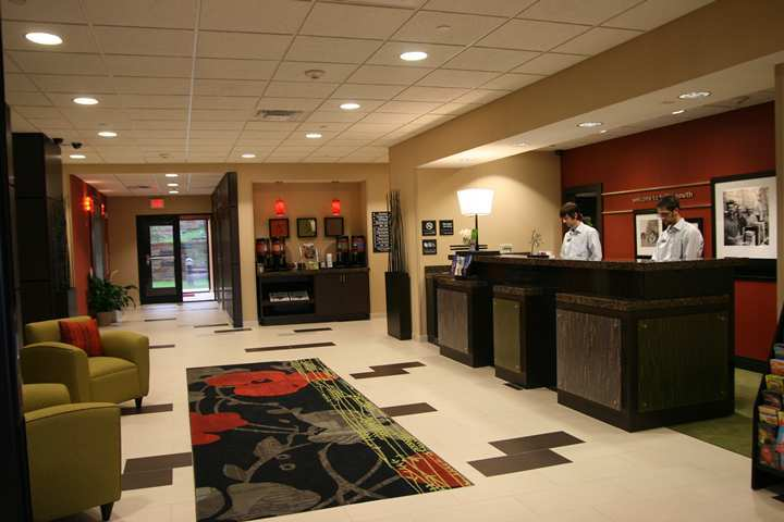 Hotel Hampton Inn And Suites Tulsa/south Ok