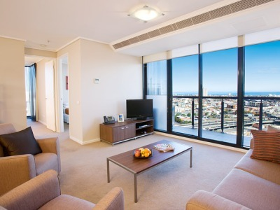Hotel Shortstay Southbank Central (3 Bed Apt)
