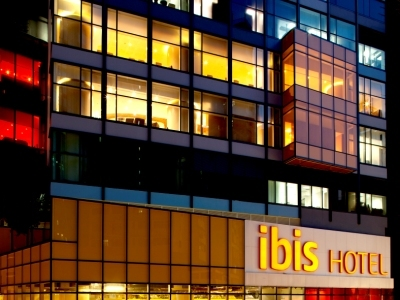 Hotel Ibis Central And Sheung Wan (harbour Vw)