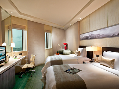 Hotel Courtyard By Marriott Pudong (deluxe)