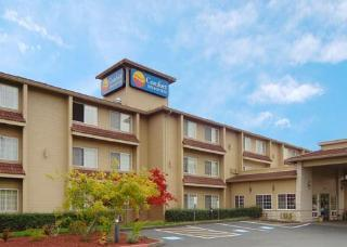 Hotel Comfort Inn & Suites-columbia Gorge West