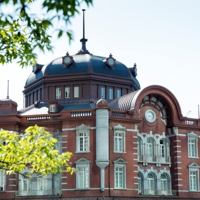 Tokyo Station Hotel (a)