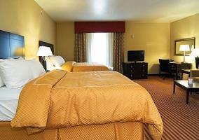 Hotel Comfort Suites Nw Near Six Flags