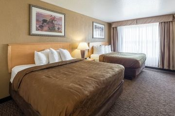 Hotel Mainstay Suites By Ft. Sam Houston