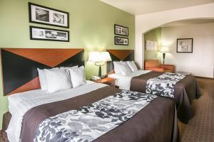 Hotel Sleep Inn & Suites Near Seaworld