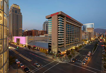 Hotel Salt Lake Marriott Downtown At