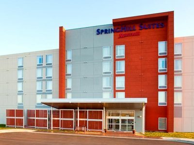 Hotel Springhill Suites Salt Lake City Airport