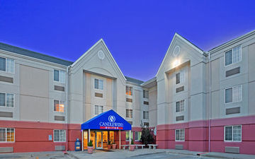Hotel Candlewood Suites Salina