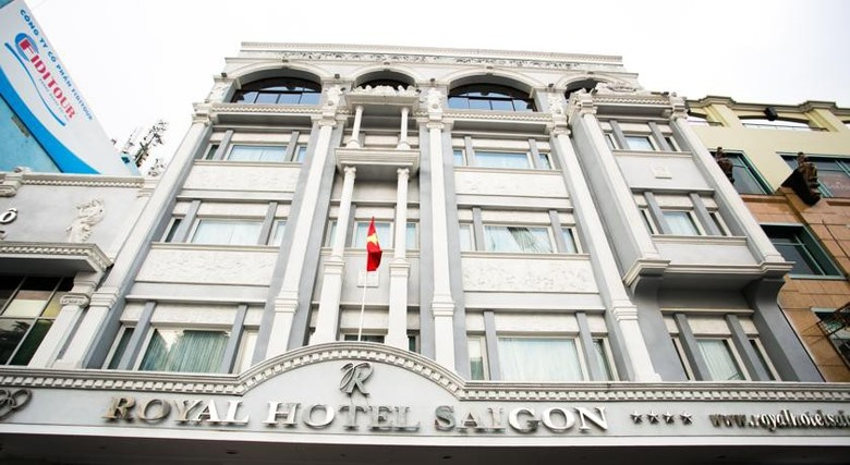 Dotw  -royal Hotel Saigon (former Kimdo-royal City Hotel)